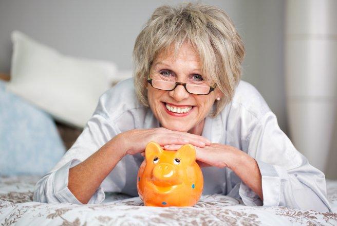 À l'âge de la retraite, mieux vaut privilégier des placements sur des produits sûrs.