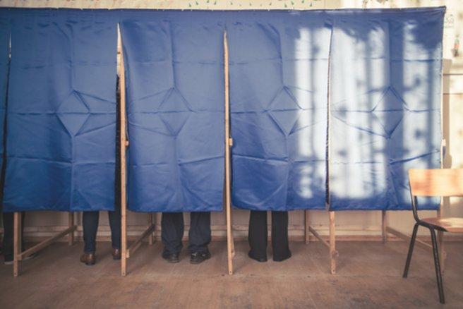 Le taux d'abstention pourrait dépasser les 30% au premier tour de l'élection présidentielle, le 23 avril. © Shutterstock