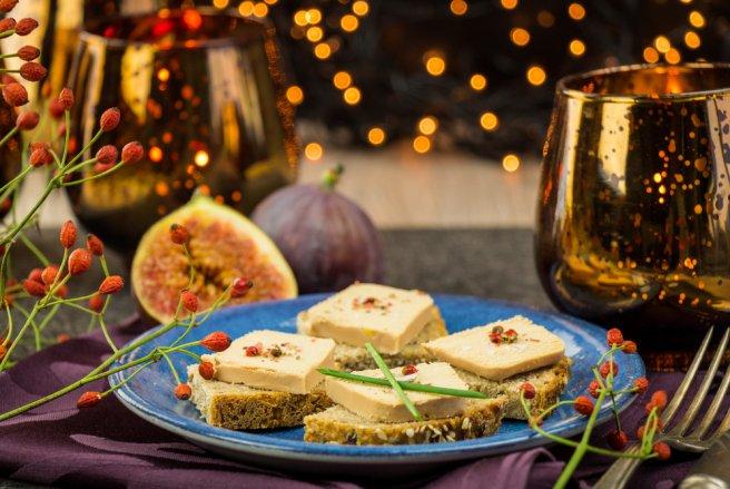 Quatre Français sur cinq estiment que le foie gras doit impérativement figurer sur le menu de Noël. © Shutterstock