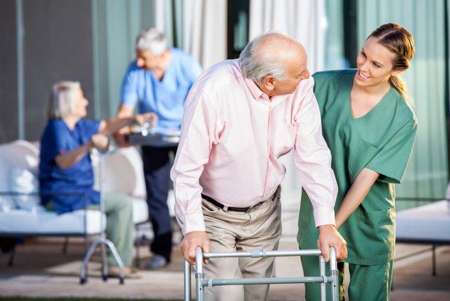 L'assurance dépendance permet de se protéger financièrement d'une possible perte d'autonomie