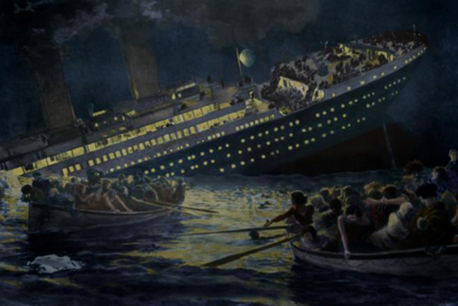 Cette fois-ci, il devrait y avoir suffisamment de canots de sauvetage pour tous les passagers. © Shutterstock