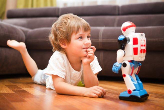 Le jouet connecté de votre enfant pourrait être très facilement piraté. © Shutterstock