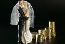 Le budget du mariage