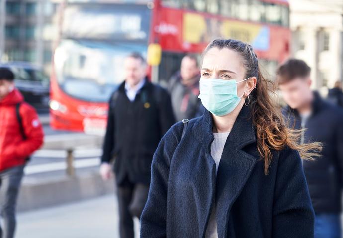 port masque réglementation covid