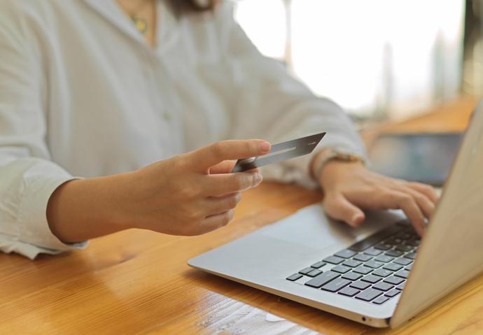 carte crédit vol internet